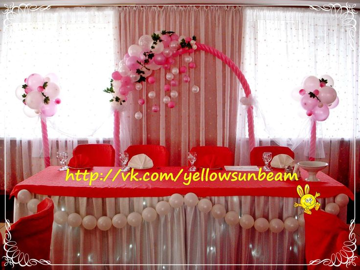 681 best balloon arrangements images on pinterest balloon ideas simply spectacular wedding arch junglespirit Images
