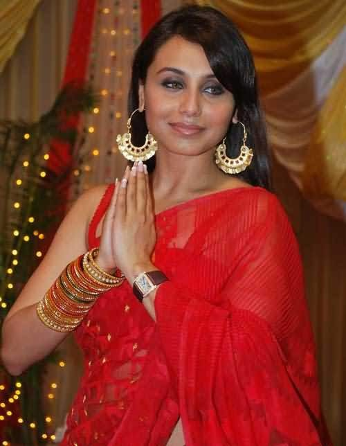 Rani Mukherjee Nipples