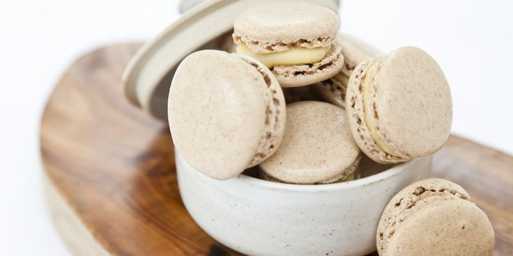 Renowned chef, Galton Blackiston, provides a recipe for cinnamon macarons. A perfectly indulgent petit four for a party or large gathering