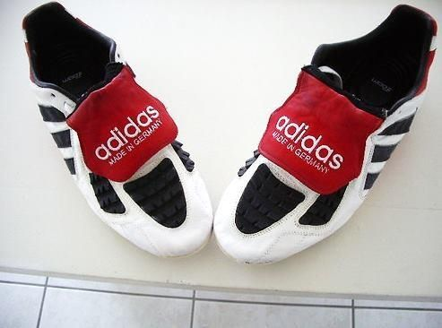 Adidas Predator Touch - old school.