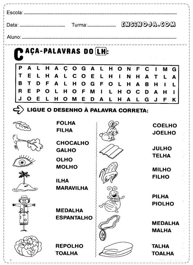 Atividades 1° ano português alfabeto, interpretação de texto e produção de texto, levando em conta o ritmo de aprendizagem de cada aluno, é preciso estar atento à necessidade de reforços, revisando temas sempre que necessário. Indicamos a continuidade da leitura desse artigo que ensina o alfabeto para os jovens alunos. Esse hábito constante é um …