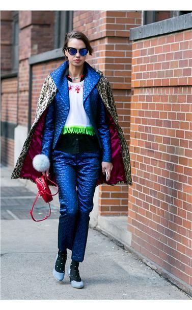 Ποιό τζιν φοράνε τα κορίτσια στη Νέα Υόρκη