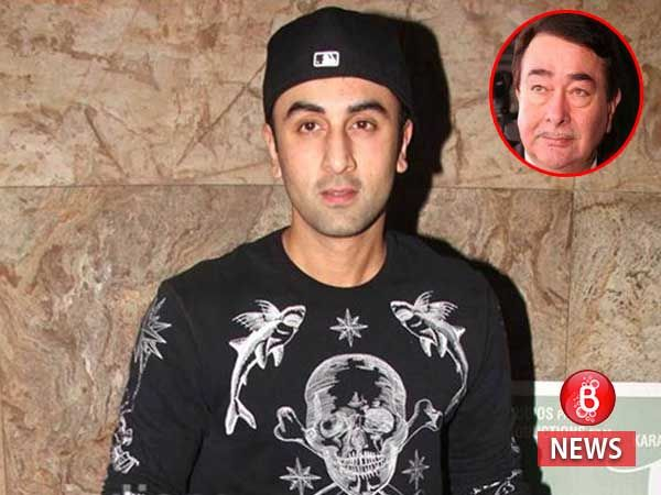 Uncle Randhir Kapoor speaks about Ranbir Kapoor's marriage