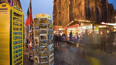 Štrasburské vánoční trhy