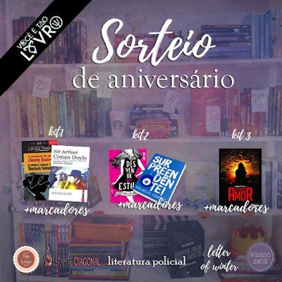 ALEGRIA DE VIVER E AMAR O QUE É BOM!!: [DIVULGAÇÃO DE SORTEIOS] - Promoção de Aniversário...