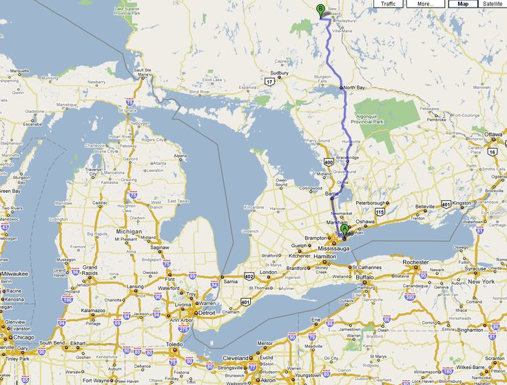 Map of ontario here to book your next northern for Ontario canada fishing resorts