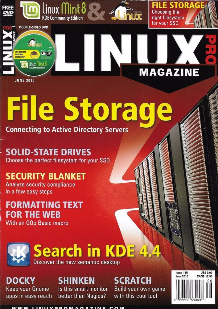 Linux Security Magazine