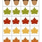 Ten different pictures, use to create patterns, writing rebus sentences, playing a game, etc.  Corresponds with my Fall Bingo and Fall Fun in PreK,...