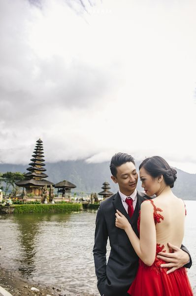 Engaged Ryan + Christine by Juvenco » Wedding Photography Medan Indonesia