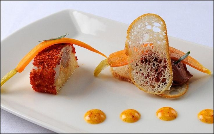 Chef William Drabble - L'art de dresser et présenter une assiette comme un chef de la gastronomie...