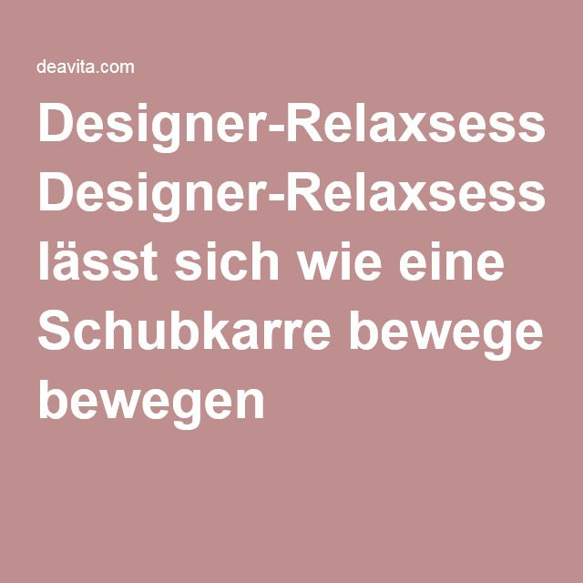 Best 25+ Relaxsessel ideas on Pinterest  Bürosessel ...