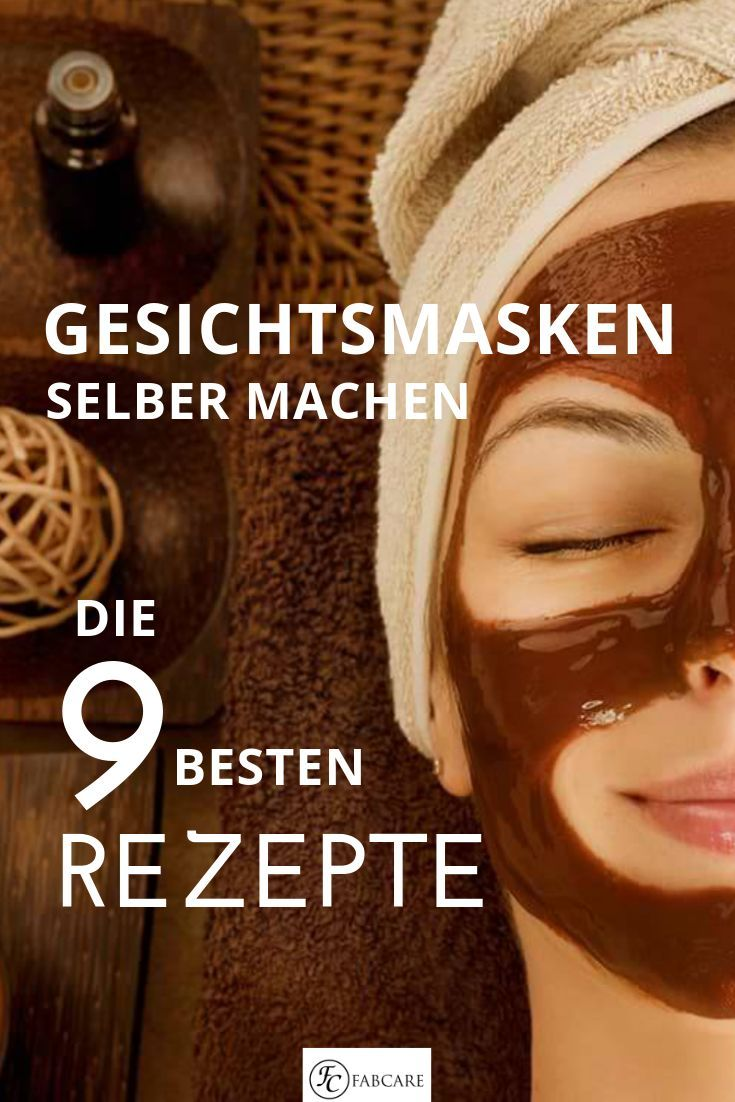 Gesichtsmaske – die besten Gesichtsmasken zum selber machen by Irina Kapatschinski