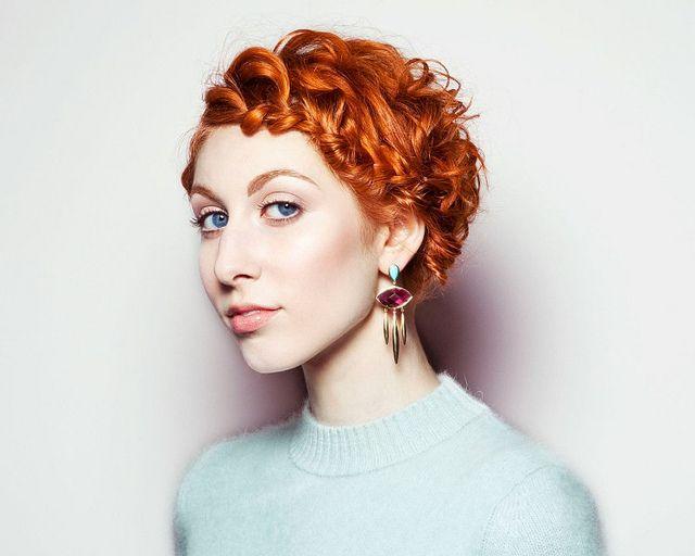 #redhead #ginger #white skin