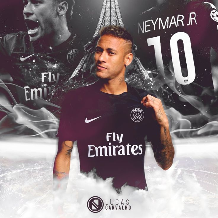 Prince of Paris | Neymar Jr by DonElece