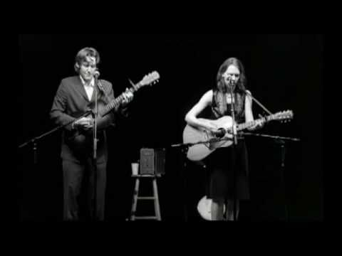 """Pocahontas,"" written by Neil Young about Marlon Brando, performed by Gillian Welch and David Rawlings"