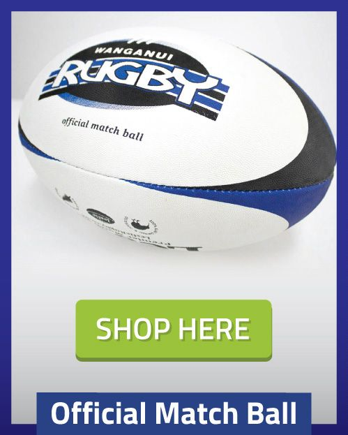 Official LeslieRugby Rugby Ball of the Wanganui Rugby Union New Zealand- shop here http://tinyurl.com/y7ahocg9
