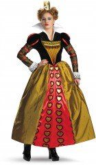 Alice In Wonderland Movie Deluxe Red Queen Adult Costume_thumb.jpg