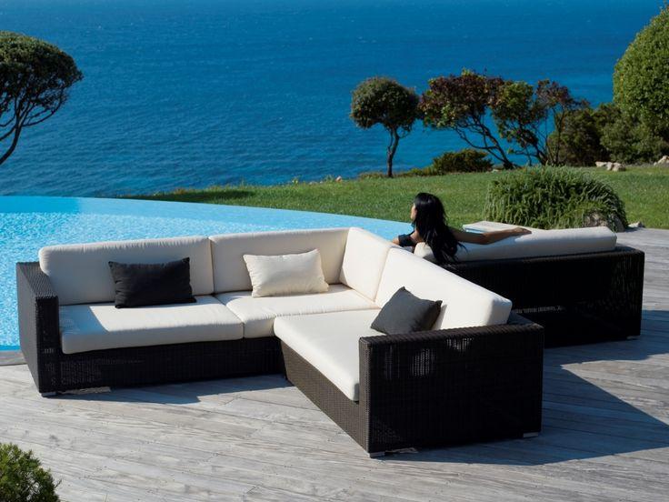 Meble Ogrodowe BELMONT Cane Line · Modern Outdoor FurnitureModern ...