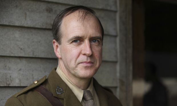 The League of British Artists: Kevin Doyle on Downton Abbey and swapping serial k...