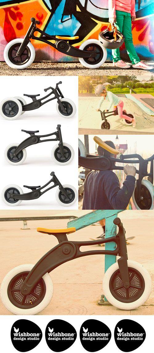*New* Wishbone Design Recycled Edition Wishbone Bike