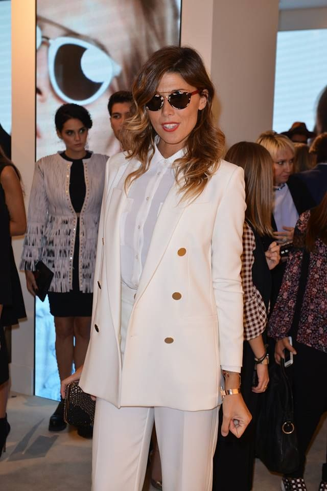 Alessandra Grillo at #THEPINKOINVASION #sunglasses collection launch event #PINKO #MFW #SS16