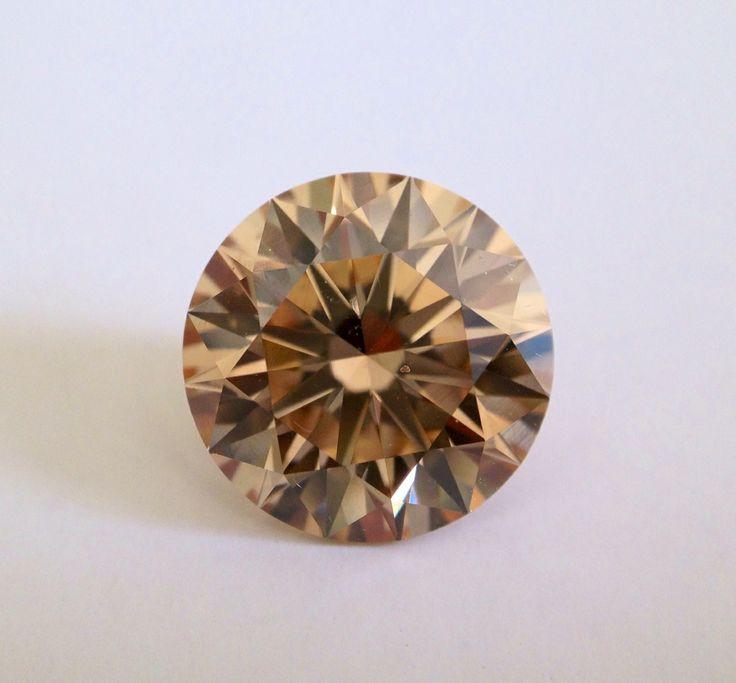 2.20ct Argyle Chocolate diamond C3
