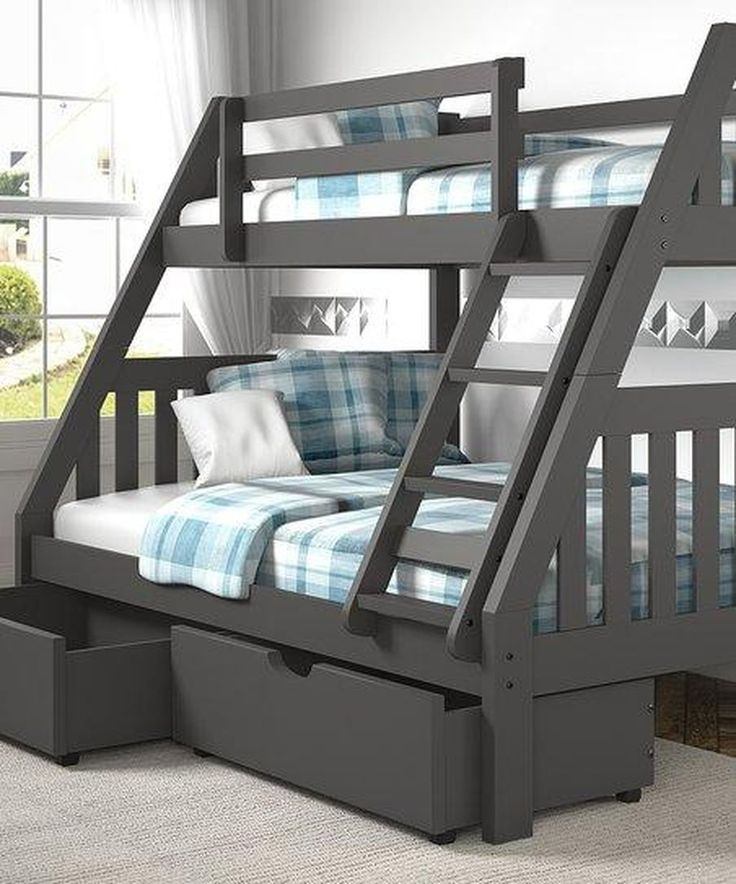 Cool Beds For Small Rooms With Limited Storage: 39 Cool Under The Bed Storage Ideas