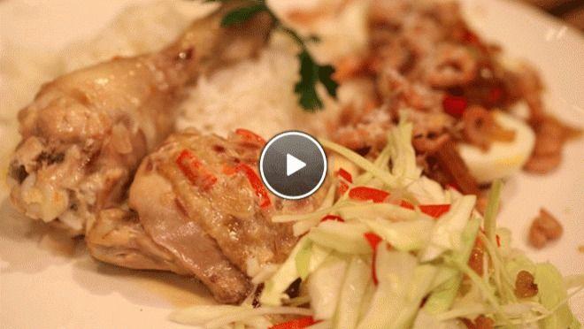 Ajam Panikie, witte kool in het zuur & sambal goreng telor - recept | 24Kitchen