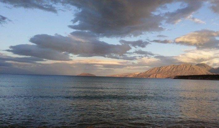 Beautiful sunset !! – Kavousanos Apartments