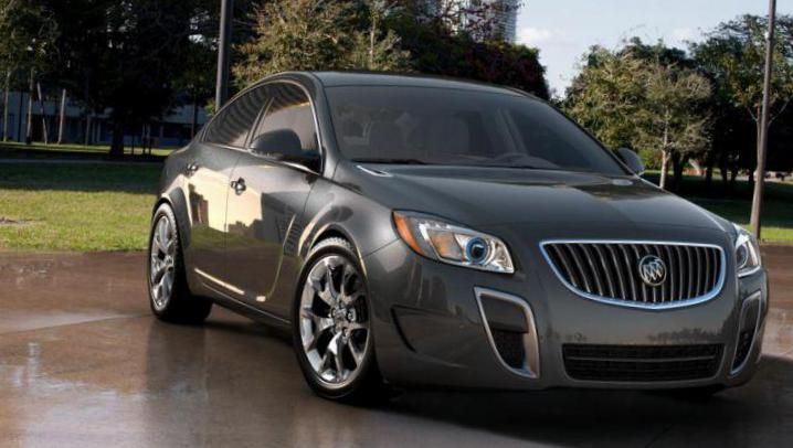 Buick Regal GS tuning - http://autotras.com