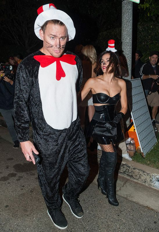 25+ best Halloween Spirit images by Getty Images on Pinterest - celebrity couples halloween costume ideas