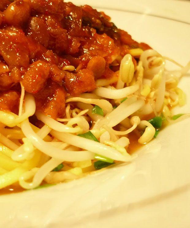 Taoge Goreng Pasundan – Masakan Khas Bandung