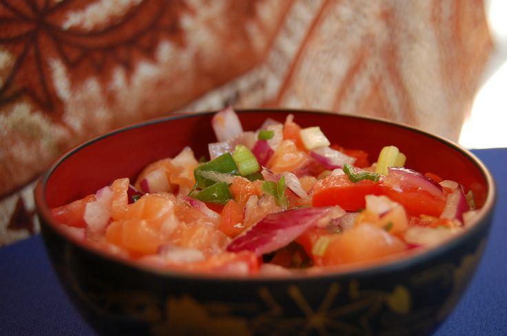 日本の食文化を取り入れている部分が多く、世界でも珍しく魚を生食するアメリカのハワイ州。海に囲まれ新鮮な魚が豊富に流通するハワイの美味しい魚料理「ロミロミ」を紹介しよう。