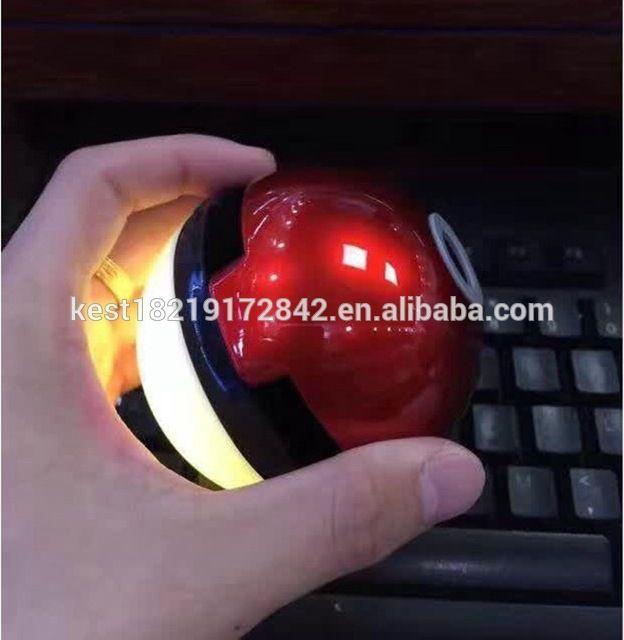 Look what I found Via Alibaba.com App: - Pokemon Go TF Card LED Coloful Bluetooth USB Speaker