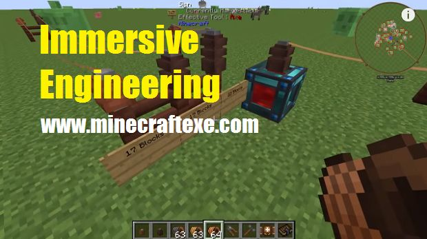 Immersive Engineering Mod for Minecraft 1.12.1/1.11.2/1.7.10 this is pretty nice mods and really cool, I've been waiting for it for while and I'm sure a lot of you guys looking for this mod, because it's available on minecraft forge too. More over, it's all about the technology which allow your game get balanced and new resource. Let's start to play this mod. [  192 more words ]  http://www.minecraftexe.com/immersive-engineering-mod/ #minecraft #pcgames