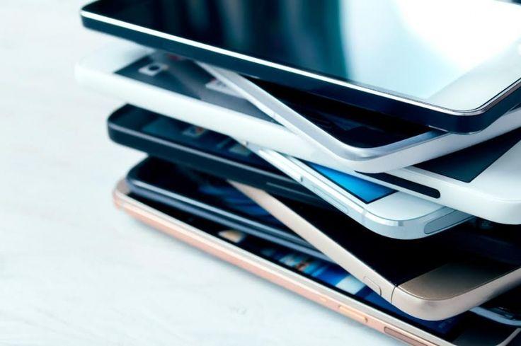 Los smartphone más vendidos