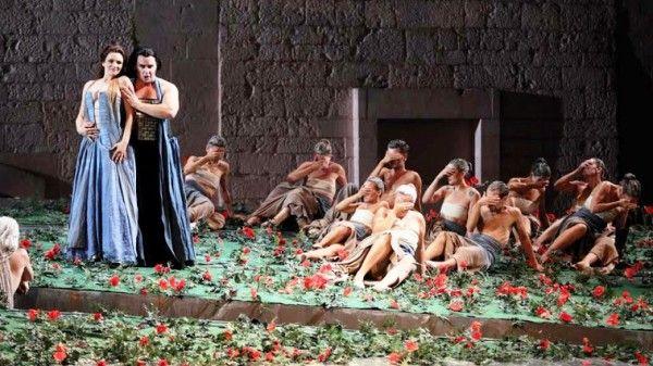 Medea in Corinto (1813) //  Simon Mayr // Davinia Rodríguez (soprano) (Medea), Michael Spyres (tenor) (Giasone), Roberto Lorenzi (bajo) (Creonte), Mihaela Marcu (soprano) (Creusa), Nozomi Kato (soprano) (Ismene), Enea Scala (tenor) (Egeo), Paolo Cauteruccio (tenor) (Evandro). Coro Filarmónico Estatal de Transilvania. Orquesta Internacional de Italia. Director: Fabio Luisi (Grabación de la RAI el 30-VII-2015 en el Palazzo Ducale de Martina Franca). Festival della Valle d'Itria.