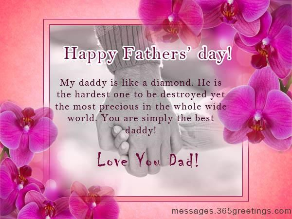 112 best happy fathers day images images on pinterest parents day fathers day wishes m4hsunfo