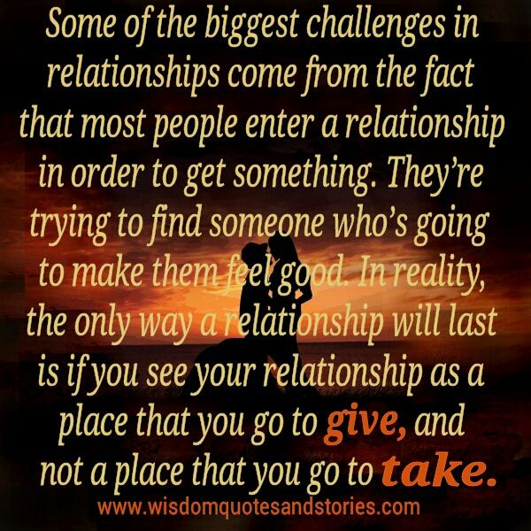 Quotes About Challenges In Relationships 48 best images about R...