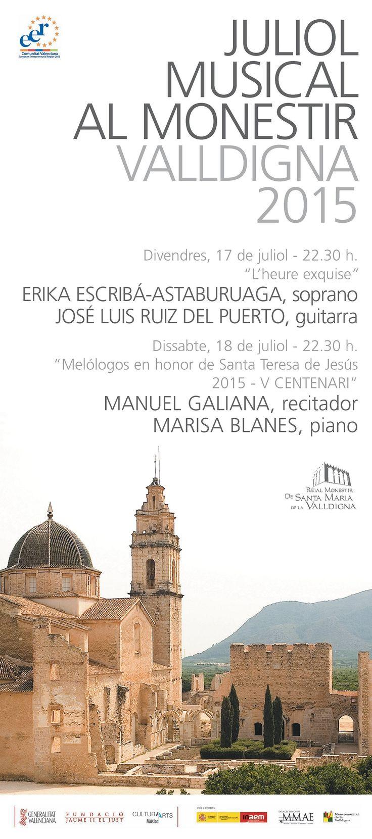 CARTEL Juliol Musical al Monestir 2015 WEB