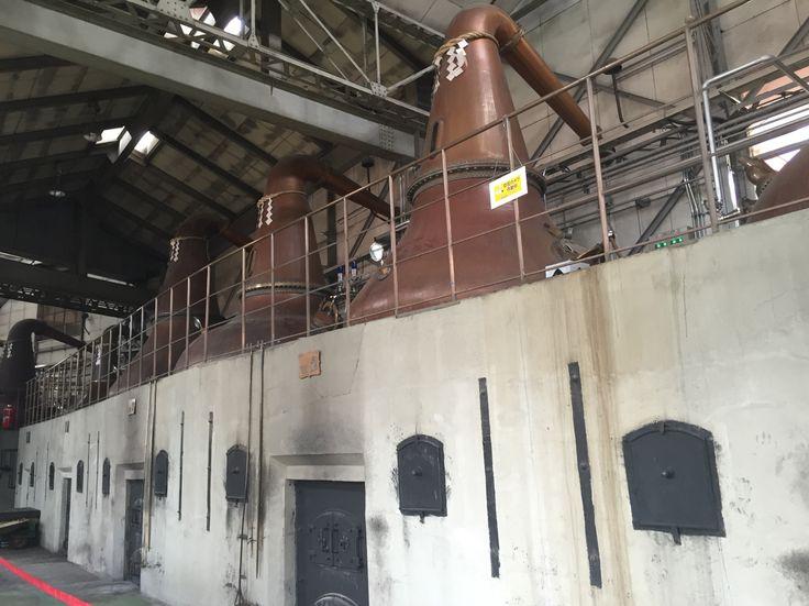 余市ニッカウイスキー工場2