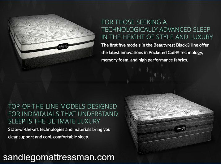 60 best Simmons Beautyrest Black images on Pinterest Simmons