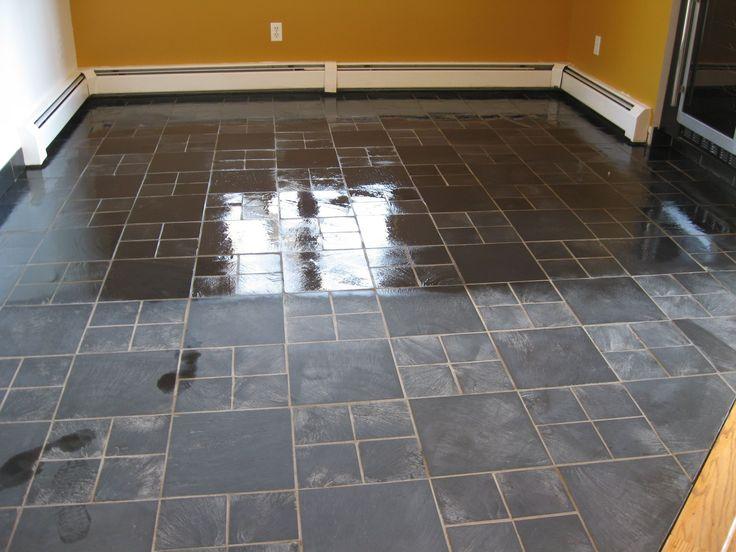 Floor Tile Sealant Slate