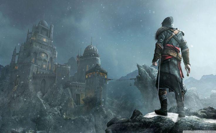 Assassins Creed HD Wallpaper