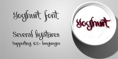 Fonts Calligrafici