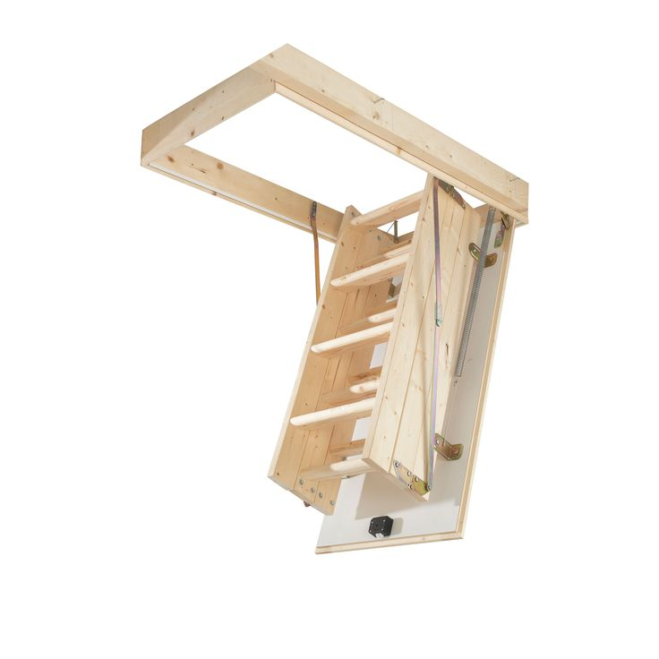 Abru 3 Section Folding Loft Access Kit 2 8m Departments