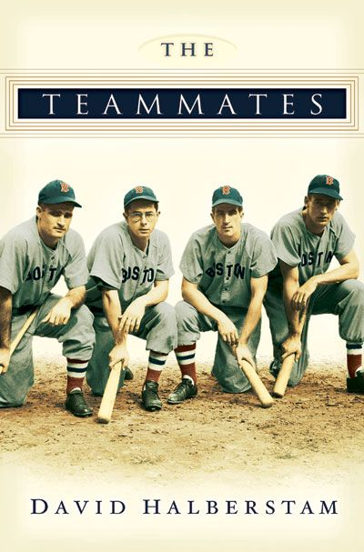 Great book about the friendship of four great baseball players, Bobby Doerr, Dom DiMaggio, Johnny Pesky and Ted Williams.