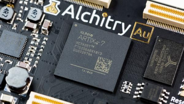 Alchitry Fpga Development Boards For Hobbyists With Images