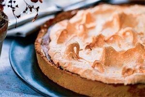 Pumpkin pie med marengslåg | Opskrift | Mad & Bolig