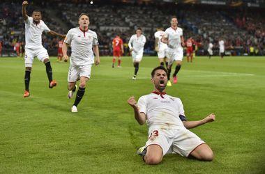 Севилья выиграла Лигу Европы в третий раз подряд!